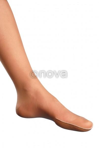 promed Strumpf mit Zehen- oder Ballenschutz