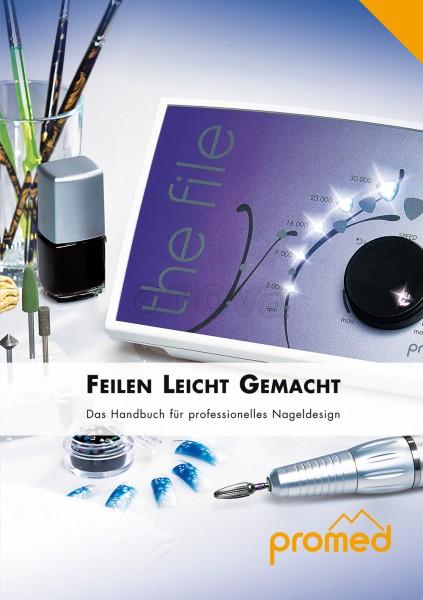 """promed Handbuch """"Feilen leicht gemacht"""""""