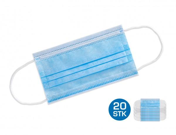promed Einweg-Gesichtsmaske SM-20