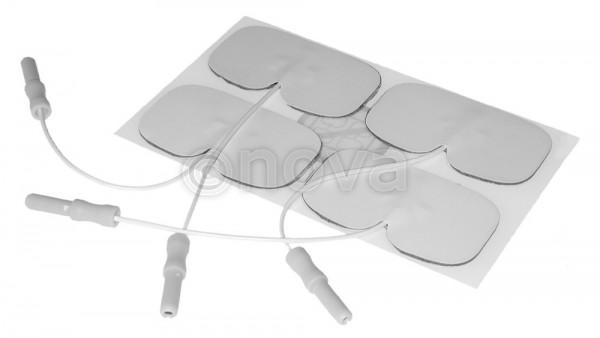 Medisana Mehrfachelektroden für Gerät TDD (4 Stück)